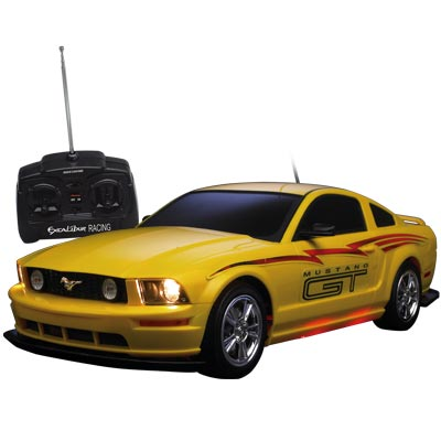 1-10 Scale Ford Mustang GT - Mod Edition photo - Click to see a larger version.