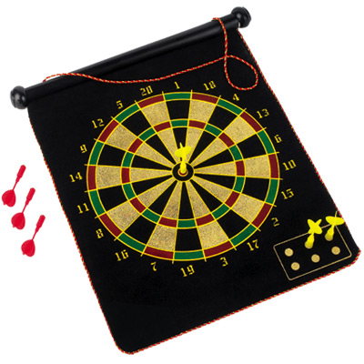Magnetic Dartboard Set photo - Click to see a larger version.
